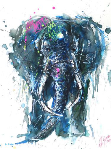 Éléphant (2019)
