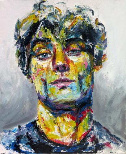 Autoportrait (2017)