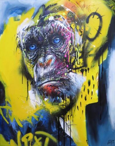 Urban Chimpanzee