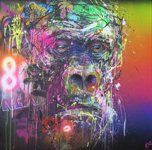 Gorille / Spécial 80's