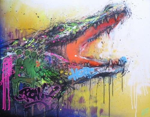 Urban Crocodile