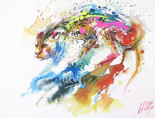 Urban Leopard