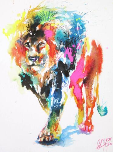 Urban Lion